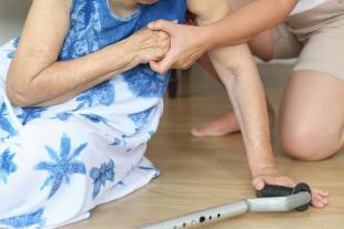 Com podem evitar les caigudes? gent gran